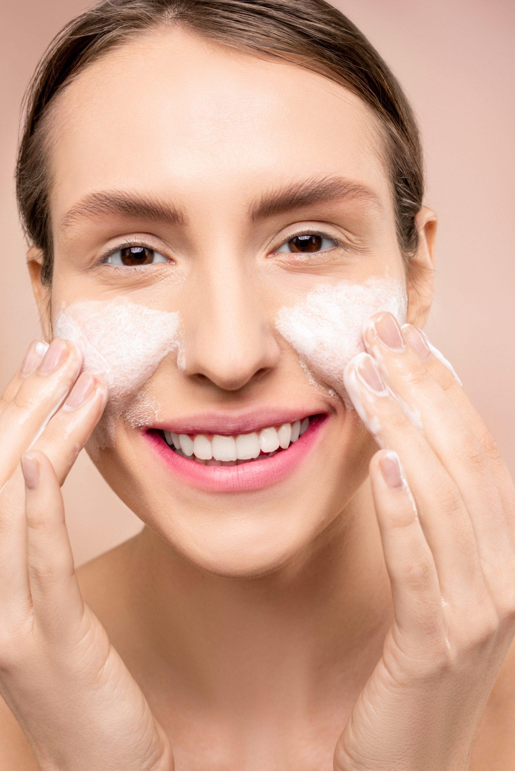 beneficios del bicarbonato de sodio en el rostro